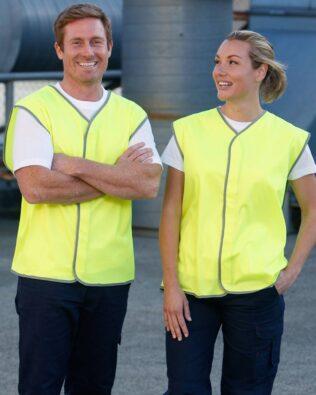 AIW Workwear Hi-Vis Day Use Safety Vest