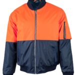 AIW Workwear Hi-Vis Two Tone Flying Jacket