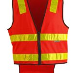 AIW Workwear Hi-Vis Vic Roads Style Safety Vest