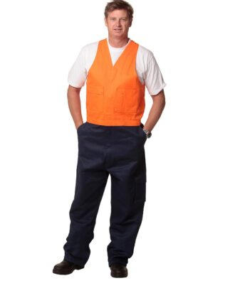 AIW Workwear Mens Overall Regular Size