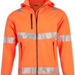 AIW Workwear Unisex Hi-Vis Safety Jacket