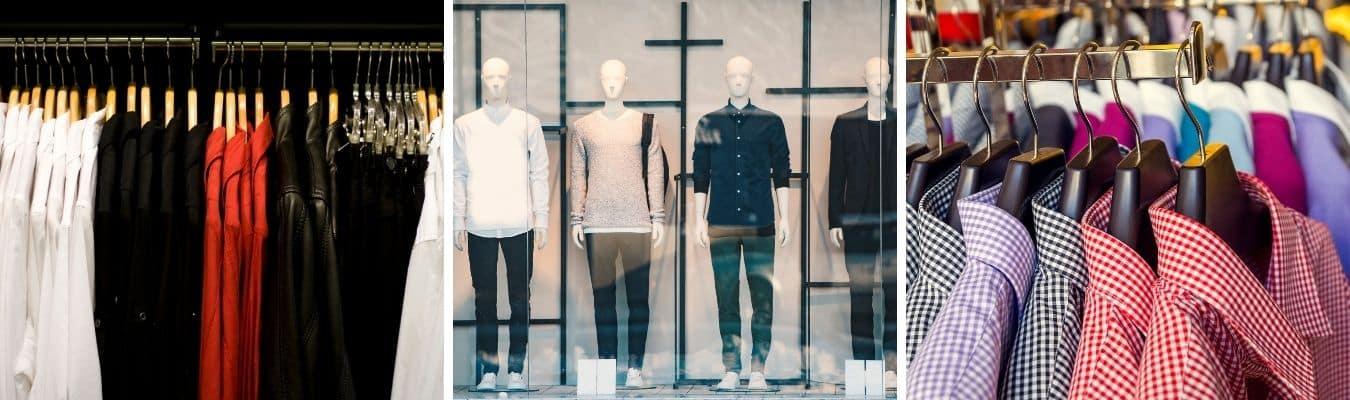 Uniforms garments retail garments