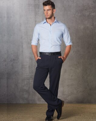 AIW Workwear Mens Regular Permanent Press Pants