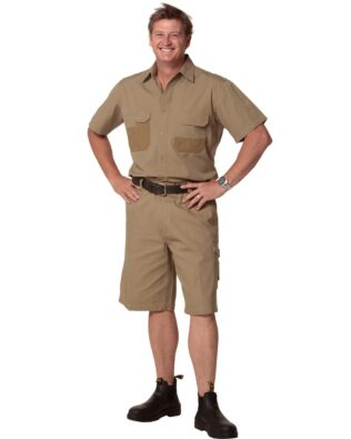 AIW Workwear Cordura Durable Work Shorts