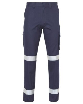 AIW Workwear Pre-Shrunk Drill Pants With 3M Tapes Long Leg