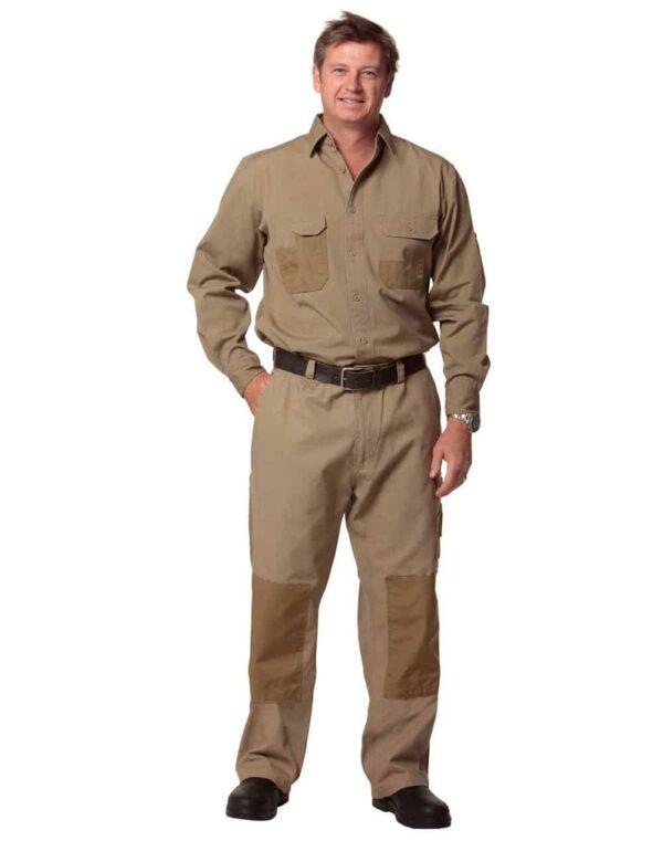 AIW Heavy Duck Weave Dura-Wear Work Pant - Stout