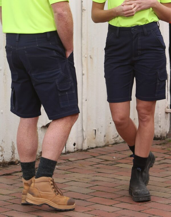 AIW Light Weight Semi-Fitted Cordura Work Shorts