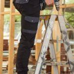 AIW Workwear Mens Cargo Work Pant