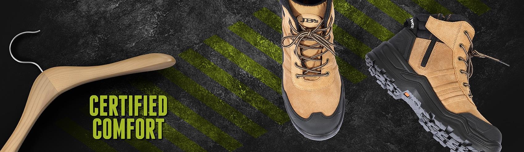 JBs Footwear Boots