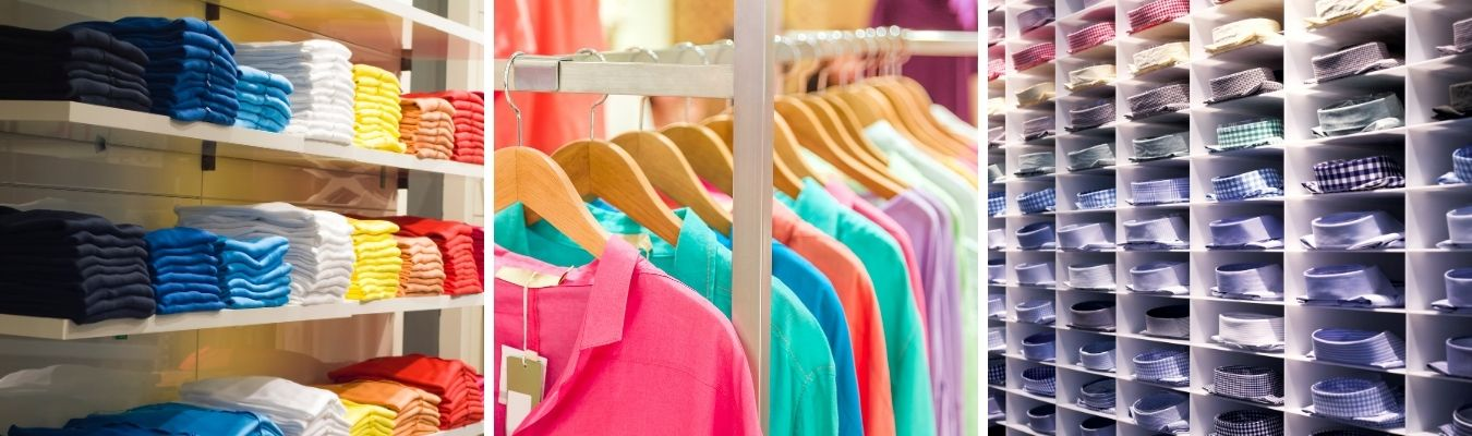 retail garments